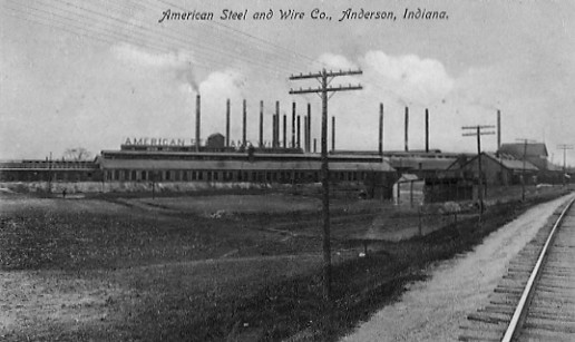 The History Of American Steel And Wire Company Anderson